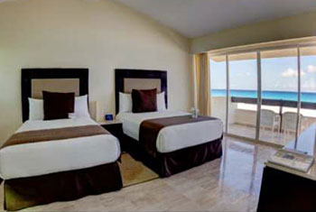 Villa Deluxe, Garden View - Grand Park Royal Cancun Caribe - Luxury All-Inclusive Resort