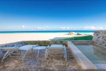 Villa Junior Suite, Garden View - Grand Park Royal Cancun Caribe - Luxury All-Inclusive Resort